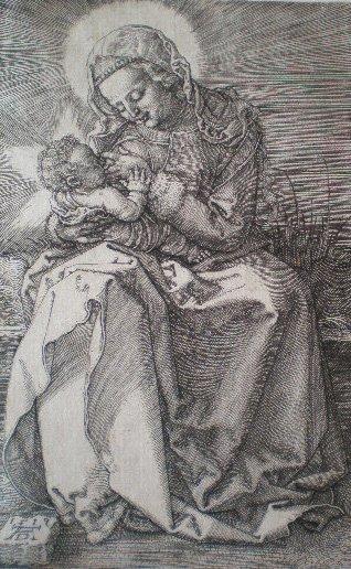 21: Albrecht Drer engraving