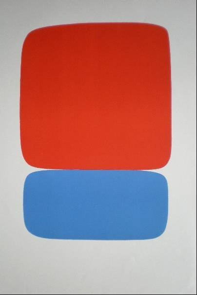 572: Ellsworth Kelly lithograph