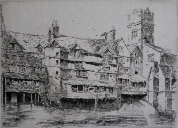 619: John Taylor Arms etching