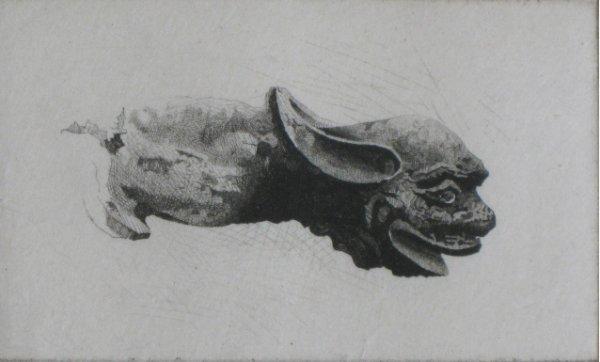620: John Taylor Arms etching