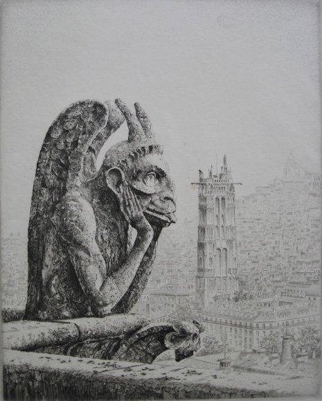 622: John Taylor Arms etching