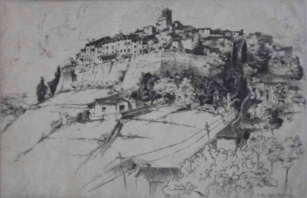 624: John Taylor Arms etching