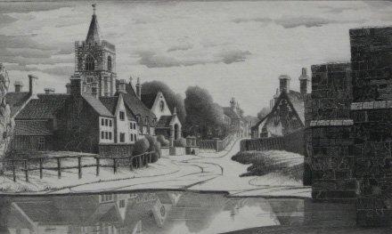 625: John Taylor Arms etching