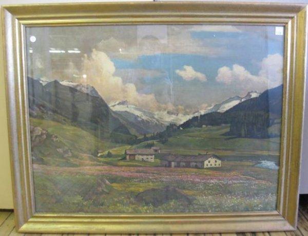 1: 2 Large reproduction prints