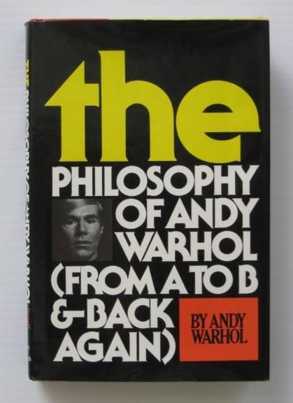 15: Andy Warhol book