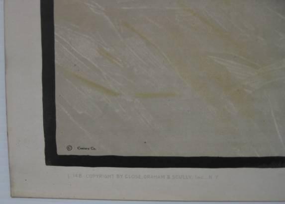 414: Joseph C. Leyendecker chromolithograph - 3