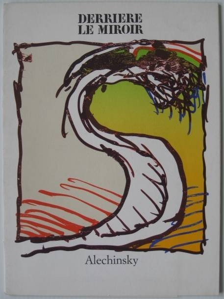 21: Pierre Alechinsky 4 lithographs - DLM