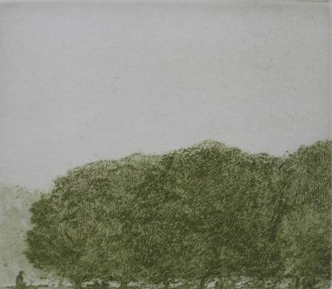 22: Harold Altman and 2 other artists- 3 etchings