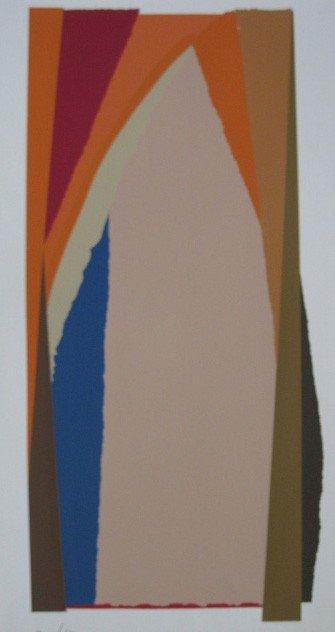 387: Larry Zox 5 silkscreens