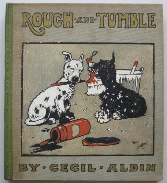 526: Aldin, Cecil, ''Rough and Tumble''