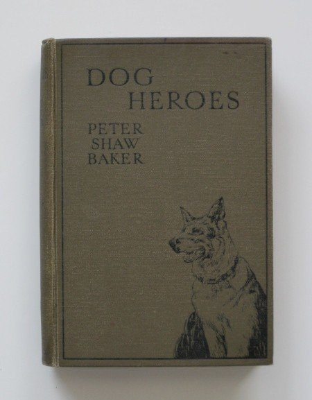 529: Bake ''Dog Heroes: True Stories of Canine Bravery'