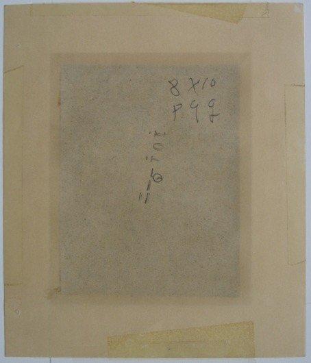 646: Al Robi woodcut - 4
