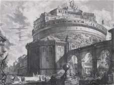 547: Giovanni B. Piranesi etching