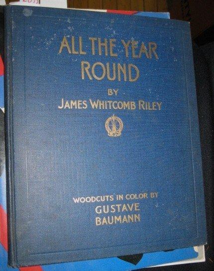 22: James Whitcomb Riley book