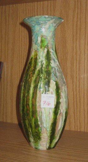 716: 20th c. Italian School ceramic vessel