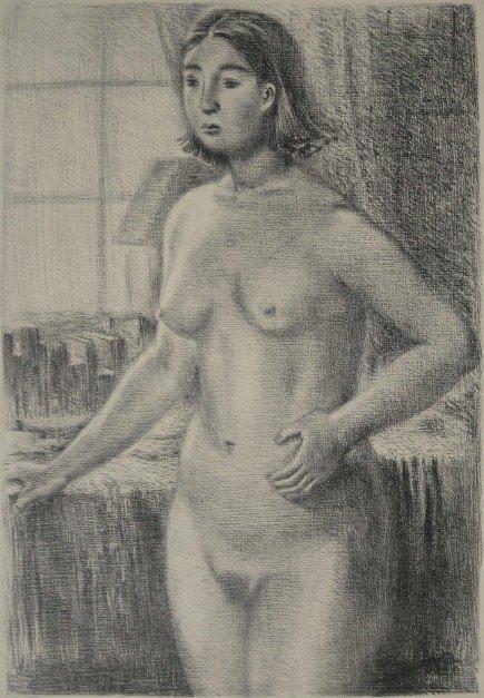9: Oda Kazuma lithograph