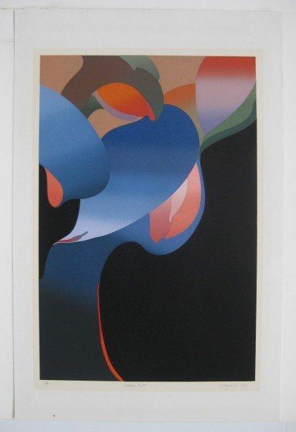 410: Eugenie Torgerson silkscreen - 2