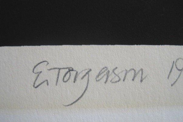 410: Eugenie Torgerson silkscreen - 3