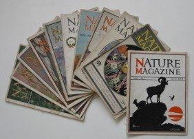 1: Nature Magazine- 11 vols