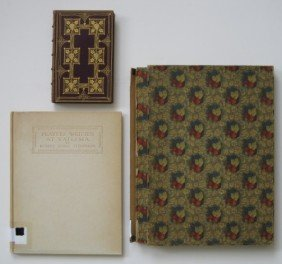 4: Books by Stevenson and Symonds