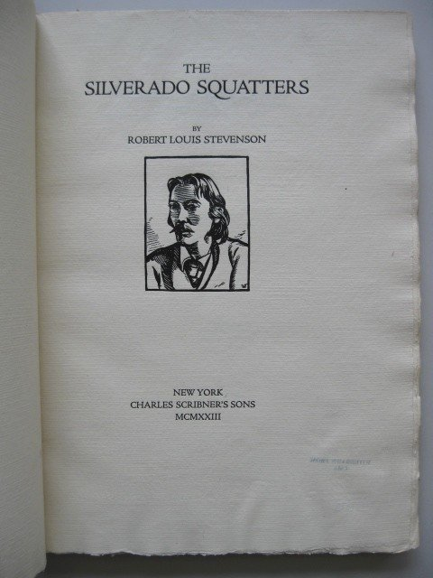 4: Books by Stevenson and Symonds - 3