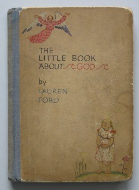 5: Lauren Ford- The Little Book About God