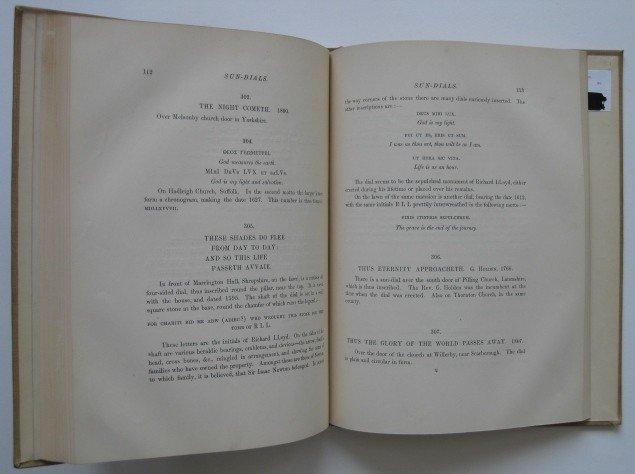 14: Margaret Gatty- The Book of Sun Dials - 6