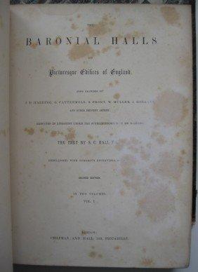 16: S. c. Hall- Baronial Halls