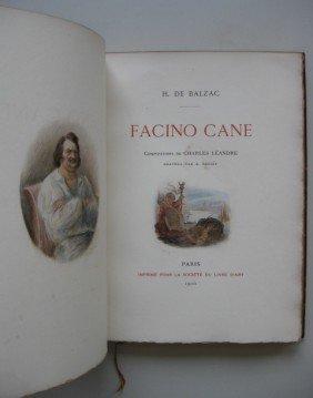 23: Honore de Balzac- Facino Cane