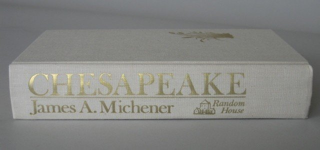 25: James Michener- Chesapeake - 4