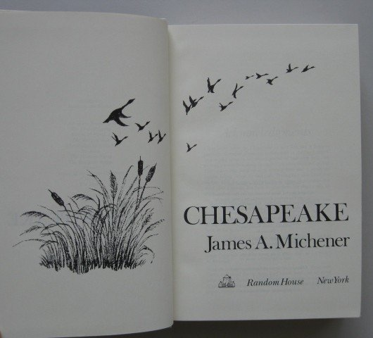 25: James Michener- Chesapeake - 5