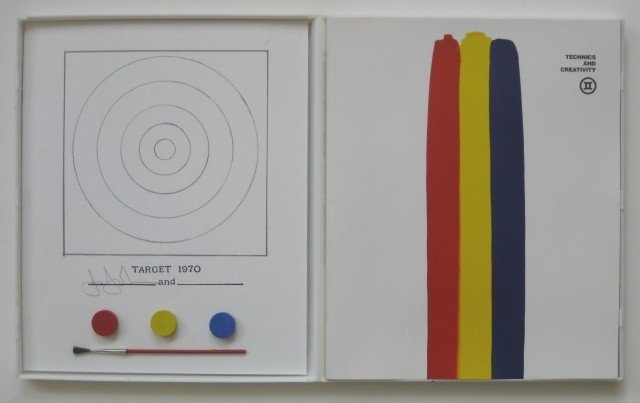 98: Jasper Johns Technic & Creativity