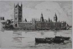 152: Cecil Forbes etching