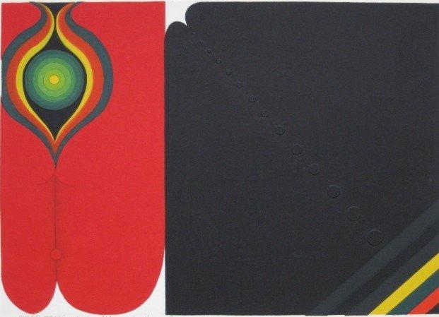 3: Kunihiro Amano silkscreen