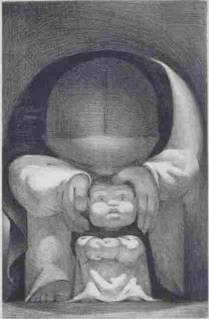87: Jean Charlot lithograph