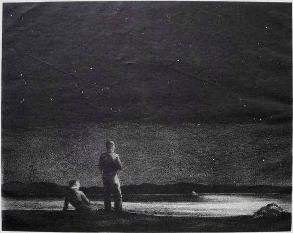 272: Hill Sharp lithograph
