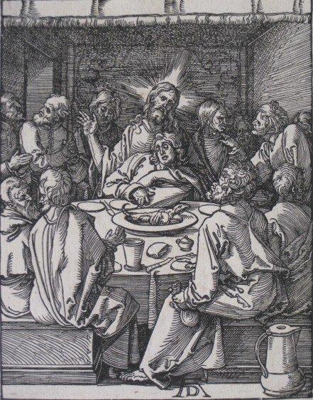 340: Albrecht Durer wood engraving