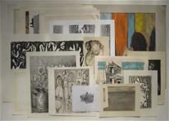 95 20 Contemporary prints