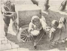 185 Kyra Markham lithograph