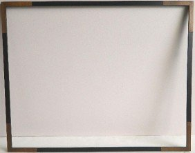 701: Contemporary black gallery frame