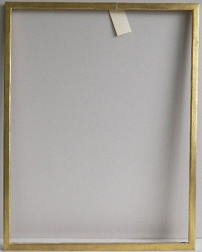 710: Rectilinear gilded gallery frame - 2