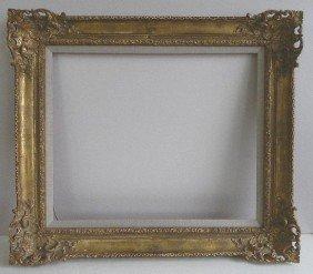 Gilded Mould Made Frame
