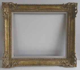 716: Gilded mould made frame