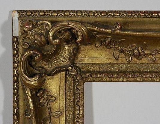 719: Gilded mould made frame