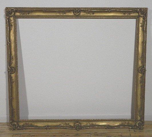 719: Gilded mould made frame - 2