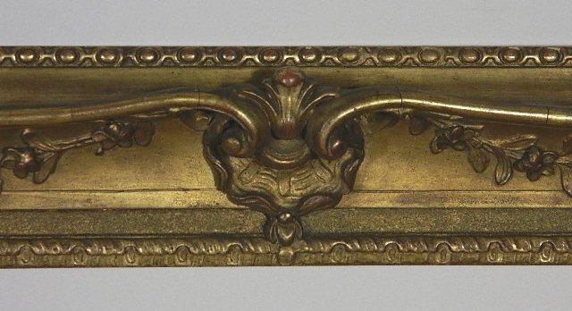 719: Gilded mould made frame - 3