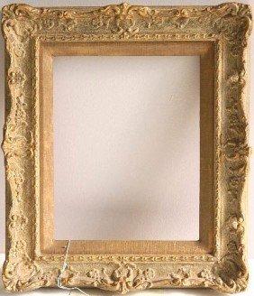 Ornate Gilded Mould Made Frame
