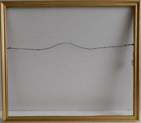 2 Gilded Wood Gallery Frames