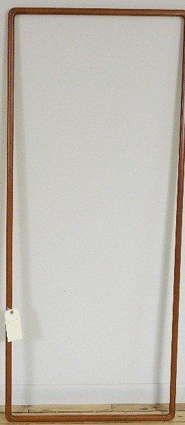 858: Art Nouveau style round profiled & cornered frame