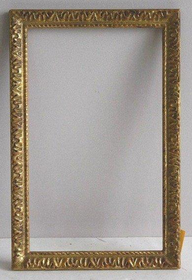 860: Gilded mould made frame